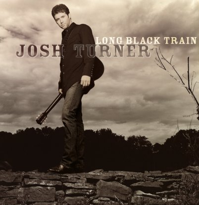 LONG BLACK TRAIN BY TURNER,JOSH (CD)